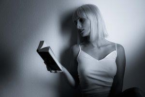 Fotoshooting für Sedcard Veronika Valentova